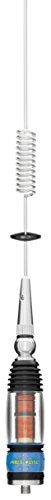 President Electronics RW MISSISSIPPI USA CB Radio Antenna, 1/4 Wave, 1.1/1 Adjustable S.W.R. Value, 100 Watt P.E.P. Power, 1200 KHz Band Width/120 Channels, 28.35 Inches/720 mm Length