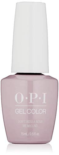 OPI gelcolor Nagellack,don't bossa nova me around, 1er Pack (1 x 15 g)
