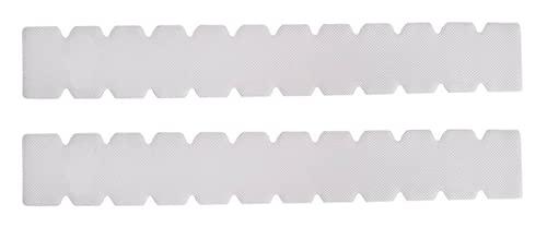 Protector para Pala de Padel Dentado Silicona Rugoso Resistente para Mayor Protección
