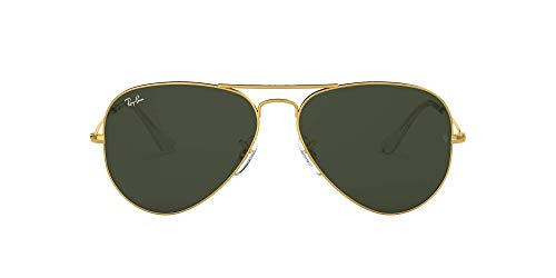 Ray-Ban MOD. 3025 Ray-Ban Sonnenbrille MOD. 3025 Aviator Sonnenbrille 62, Gold