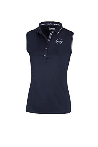 Pikeur JARLA Damen Polo Shirt ohne Arm Night Sky Sportswear 2021, Größe:38