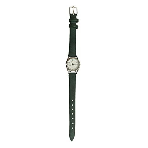 KDMB Reloj de Moda Reloj para Mujer - Reloj de Pulsera Reloj de Cuarzo Minimalista Reloj de Moda Reloj con Correa de Cuero Reloj Informal para Damas y niñas