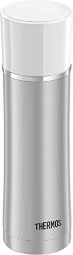 Thermos 470mL Sipp S/Acero Frasco aislado al Vacío - Blanco