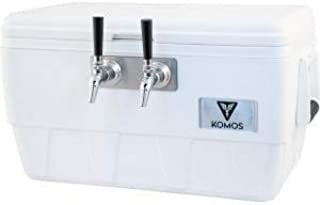Komos 2 Tap Marine Ultra Cooler Draft Box