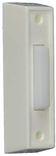 Honeywell Home RPW110A1004/A RPW110A1004 Door Chime, Small, White