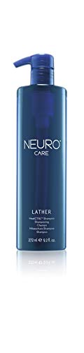 Paul Mitchell Neuro Lather HeatCTRL Shampoo - Hitzeschutz-Shampoo mit HeatCTRL Technologie, Thermo-Care Shampoo für Hitze-geschädigtes Haar, 272 ml
