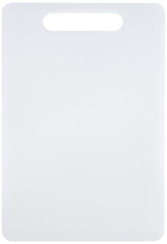 Quid Tabla Corte 30,5X21X1.0Cm Renova, 0.29 litros, Plástico, blanco