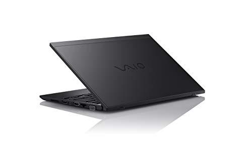VAIO SX12 – Intel Core i7-10710U   16GB Memory (RAM)   512GB PCIe SSD   Windows 10 Pro   12.5″ Full HD (1920×1080) Display   Black
