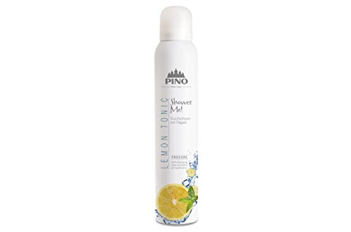 Pinofit Shower ME! Duschschaum Lemon Tonic 200ml