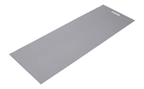 trenas Basic Gymnastikmatte - 173 x 60 cm - 4 mm - Grau