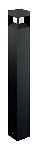 Philips 1648230P0 PARTERRE Potelet Aluminium/Matières Synthétiques Noir 10 x 10 x 77 cm