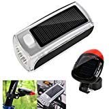 MakeTheOne Solar Combo Light Max 61% OFF High material Bike USB Front Bicycle Rechargeable
