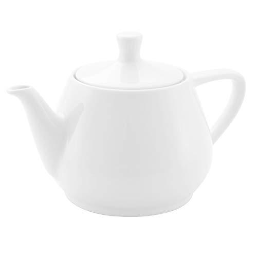 Teekanne 4, Friesland, 1,4l, weiß
