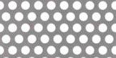 SUS304ステンレス パンチングメタル 01)φ:4.0mm|板厚:1.0mm|幅:1000mm長さ:2000mm