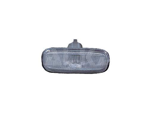 Depo 3103505 Réversible, feu lateral, sans porte-lampe, blanc