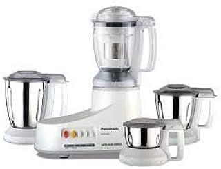 Panasonic Mx-ac400 550 W Juicer Mixer And Grinder (white)