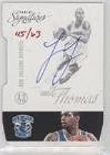 Lance Thomas #/63 (Basketball Card) 2015-16 Panini Replay - Buyback Autograph #12PS-30