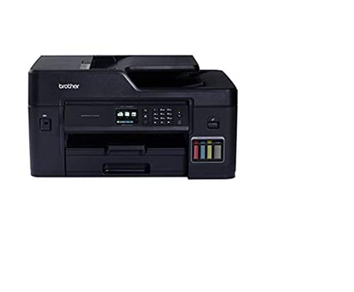 BROTHER Multifuncional MFC-T4500DW - 35 ppm Negro - 27 ppm Color - 1200x4800dpi - Wi-Fi - USB 2.0 - Ethernet - Dúplex - Negro