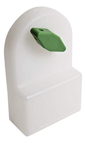 Entlüftungsbox für Heizkörper | Heizungs-Entlüfter | Entlüftungsschlüssel mit Wasserauffangbehälter | Heizungsschlüssel