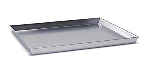Ballarini Teglia Rettangolare, Alluminio, Argento, 23 cm