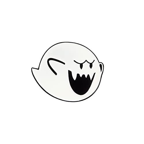 Pin de esmalte lindo monstruo corona extranjero bebé insignia broche solapa pin denim camisa bolsa de dibujos animados joyería regalo