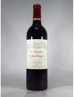 ■【お取寄せ】ボルドー サンテステフ ル マルキ ド カロン セギュール[2016] [ ワイン 赤ワイン フランス ボルドーワイン ]