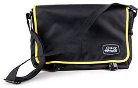 OtterBox Messenger Bag - Fits Most 13-inch laptops - Retail Packaging - Black