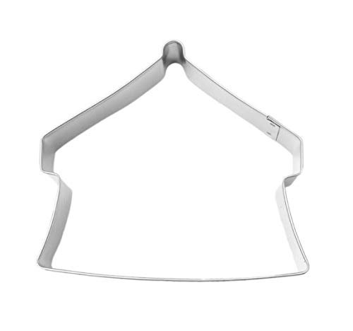 Cookie Cutters Bake Sweets Pies - Circus Tent 4.5'' Cookie Cutter New!