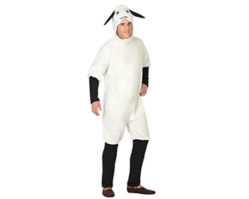 ATOSA disfraz oveja hombre adulto XL