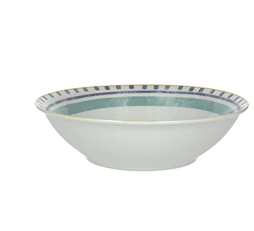 Tognana Olimpia Alhambra Ensaladera de porcelana, multicolor, 1