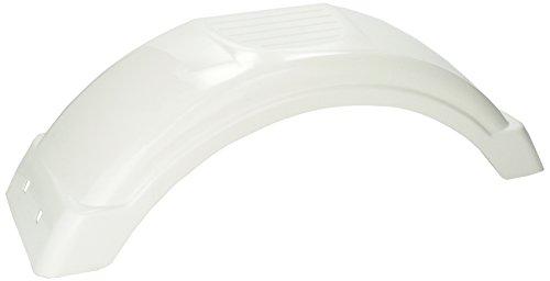 Fulton 008541 White Plastic Fender for 8'-12' Tire Size