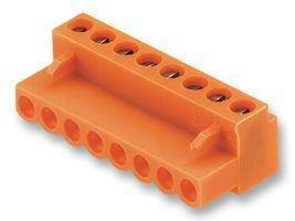 WEIDMULLER In a popularity 1716520000 TERMINAL BLOCK 10 7POS 12AWG Washington Mall PLUGGABLE