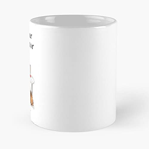 Freelance Translator Translation Lover Dog - Mug holds hand 11oz made from White marble ceramic printed trendy design I Customize