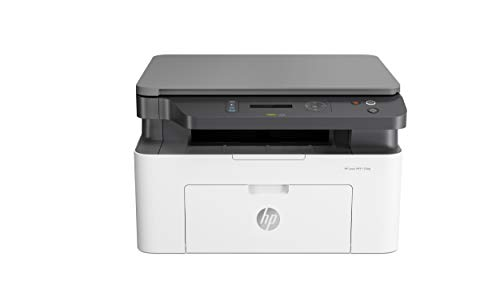 HP Laser 135wg Laser-Multifunktionsdrucker (Laserdrucker, Kopierer, Scanner, WLAN)