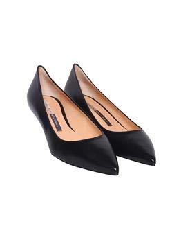 CHARINI - Zapatos de Vestir para Mujer, Color Negro, 39