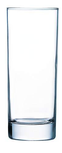 Arcoroc ARC J3310 Islande Longdrinkglas, 330 ml, Glas, transparent, 6 Stück