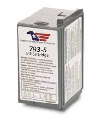 Compatible Postage Meter Ink Cartridge for Pitney Bowes 793-5