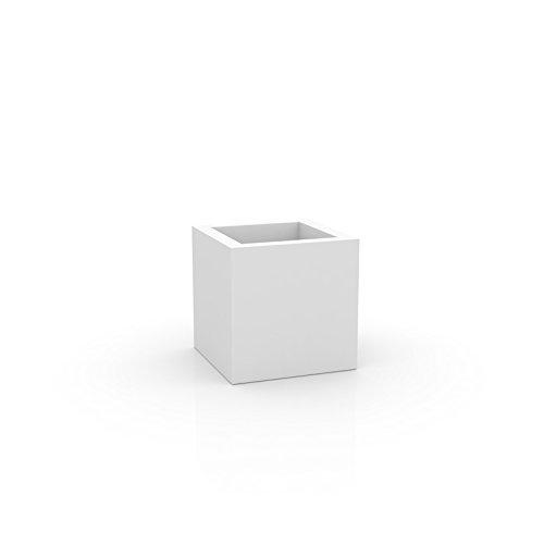Vondom 41360 Cubo Universal, Blanco, 60x60x60 cm