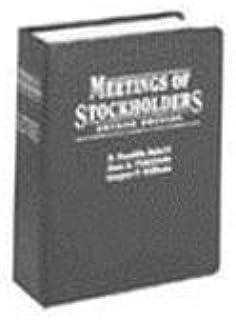 Meetings of Stockholders LL