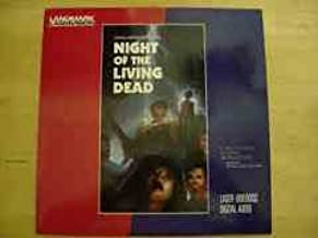 Night of the Living Dead [Laser Videodisc]