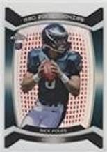 Nick Foles (Football Card) 2012 Topps Chrome - Red Zone Rookies Die-Cut - Refractor #RZDC-4