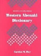 Western Abenaki Dictionary: English-Abenaki (Paper/Canadian Ethnology Service, 129)
