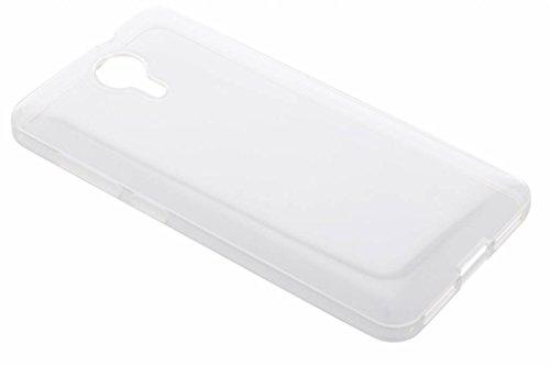 hCase General Mobile 4G,General Mobile GM5 Hülle Silikon – Transparentes Case – Silikonhülle Durchsichtig