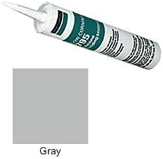 Gray Dow Corning 795 Silicone Building Sealant - 6 Tubes