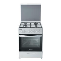 Candy CGG 6721 SHW Küche (freistehend, weiß, drehbar, Gasherd, klein, 1000 W)