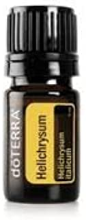 doTERRA ドテラ ヘリクリサム 5 ml アロマオイル エッセンシャルオイル シングルオイル 精油 ハーブ系 美容系 リラックス