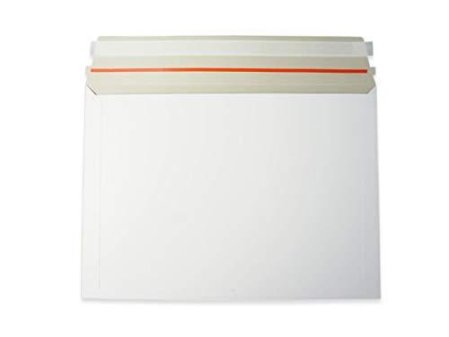 アリアケ梱包 A4 角2 厚紙封筒 (開封ジッパー付)ゆうパケット クリックポスト 対応 330×240mm (200枚セット)