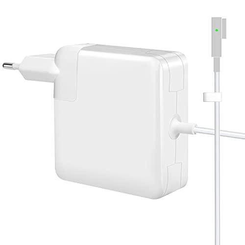 Kompatibel mit mac Book Pro Ladegerät, 60W MS 1-Netzteiladapter L-Tip-Anschluss für mac Book Air 11 Zoll und 13 Zoll (2009, Ende 2010, 2011, 2012, Sommer)