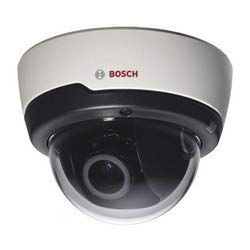 Bosch Security Systems   NIN-50022-A3 Security Camera, Dome, Professional IP, Indoor, 2mp Resolution, PoE, H.264 Quad-Streaming, Day/Night, 15 Meter Distance, Cloud Service, Motion/Tamper/Audio Det
