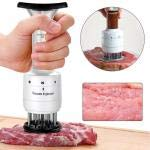 CHXIHome Home Baking Outdoor Hammers Kitchen Gadget, Meat Tenderizer, Meat Marinade Injector Sauces, Camping BBQ Baking Tool Barbecue Steak